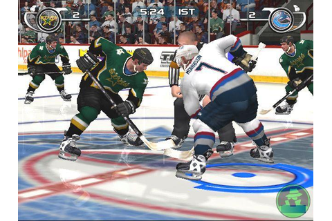 NHL Hitz Pro PS2 ISO Download