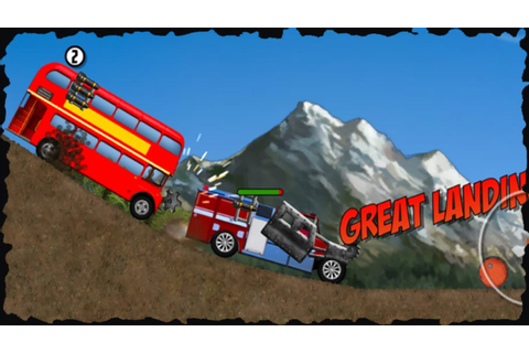 Death Chase Mobile Gameplay Racing Game Level 25-30 - YouTube