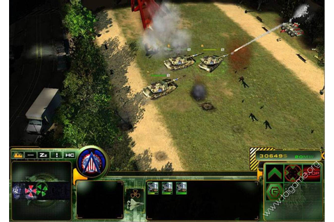 Act of War: Direct Action - Download Free Full Games ...