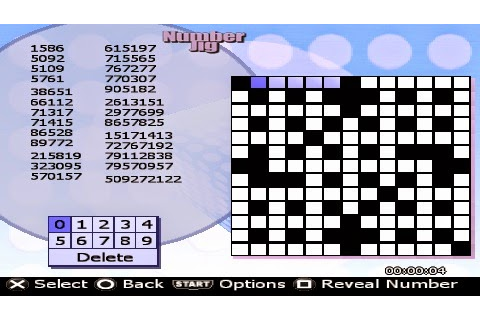 Puzzle Challenge Crosswords And More – PSP Game | 88 Download