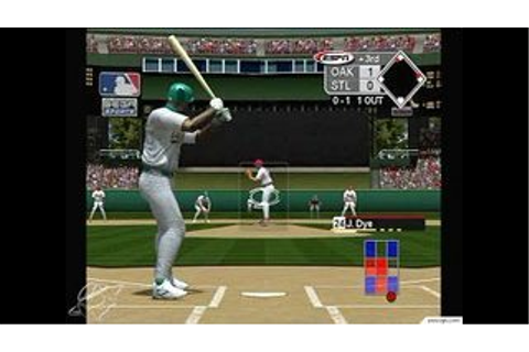 World Series Baseball 2K3 - Xbox - IGN