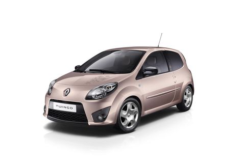 2011 Renault Twingo Miss Sixty Review - Top Speed