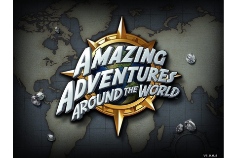 Amazing Adventures Around the World (2008) by SpinTop ...