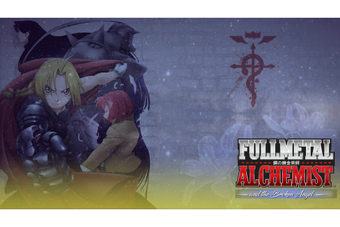 "Fullmetal Alchemist and the Broken Angel ‒ ""Forbidden Sin ..."