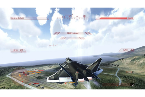 Jane's Advanced Strike Fighters – New Screens & Trailer ...
