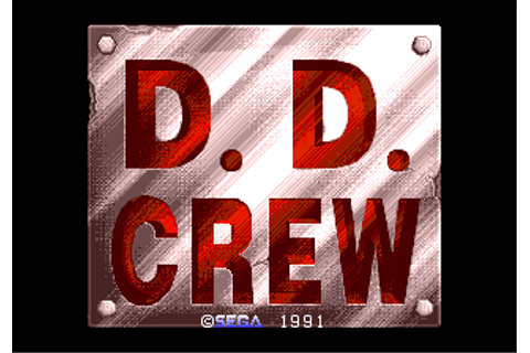 Play D. D. Crew Coin Op Arcade online | Play retro games ...