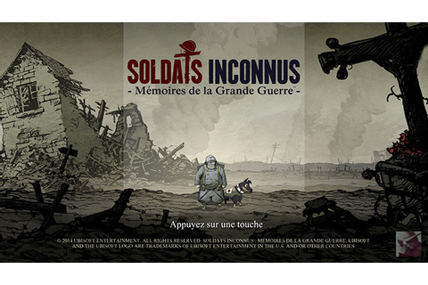 [IMPRESSIONS + VIDEO TEST] Soldats Inconnus : Mémoires de ...