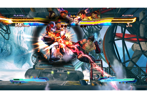 Buy Street Fighter X Tekken PC Game | Games For Windows ...
