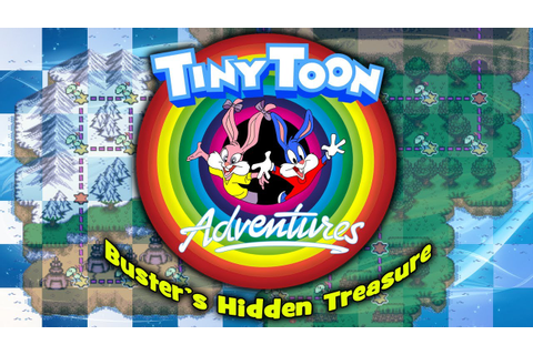Tiny Toon Adventures: Buster's Hidden Treasure ...