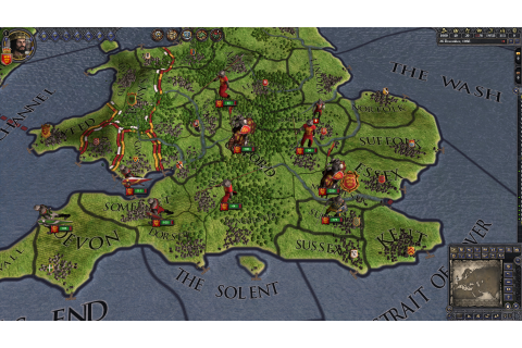 Crusader Kings II 2 - PC CD Key, Key - cdkeys.com