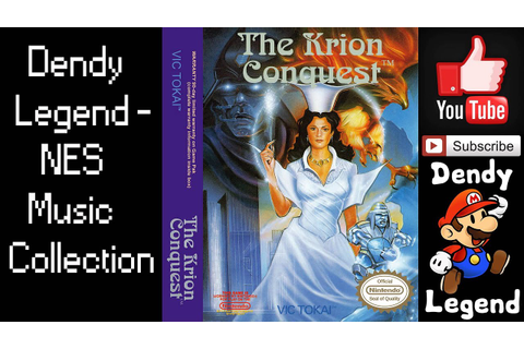 The Krion Conquest NES Music OST Song Soundtrack - Alert ...