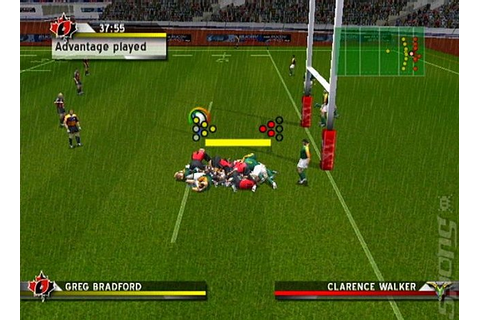 Screens: Rugby Challenge 2006 - PS2 (6 of 22)