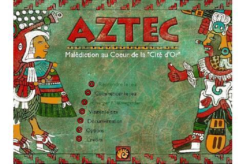LTF Abandonware France - Aztec : Malédiction au coeur de ...