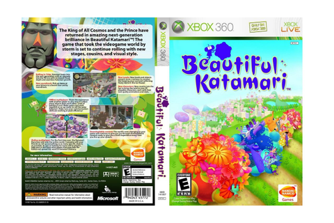 Beautiful Katamari - Quick Look (Xbox 360) - YouTube
