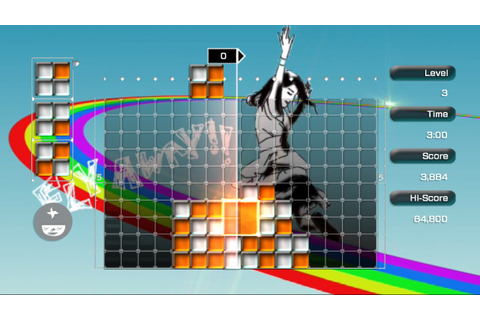 Lumines Live! Screenshots - Video Game News, Videos, and ...