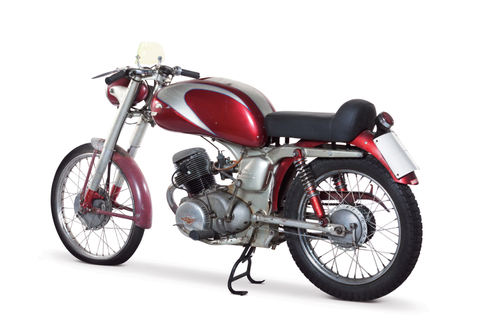 1954 Ducati 98 Moto Giro Gallery 454354 | Top Speed