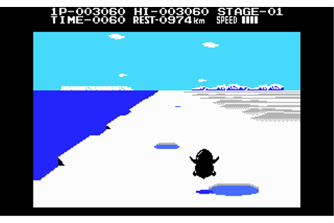 Download Antarctic Adventure - My Abandonware