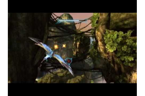 James Cameron's Avatar: The Game - Banshee Gameplay ...