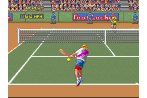 David Crane's Amazing Tennis Screenshots | GameFabrique