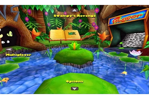 Frogger 2 Swampy's Revenge PC Game Full Version Free ...