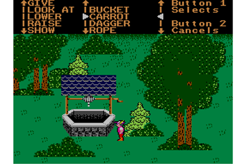 King's Quest - Quest for the Crown (USA) ROM
