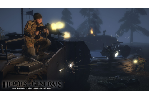 Getting Started - Heroes & Generals