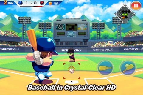 Baseball Superstars 2012 Review | TouchArcade