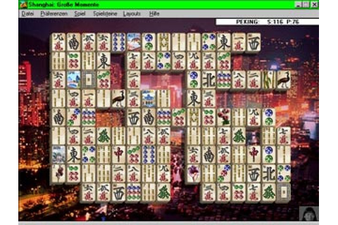 Shanghai: Great Moments (1995) by Activision Win3.1 game