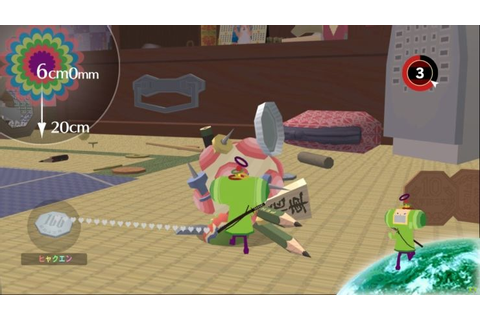 Neko Random: My Beautiful Katamari Impressions