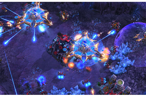 StarCraft II: Wings Of Liberty Is Now Free-To-Play, Here's ...