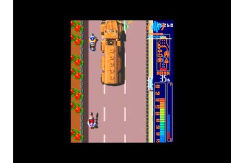 Rally Bike - Retro Arcade game from 1988 - YouTube