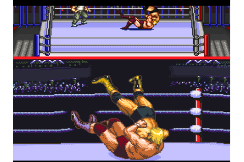 HammerLock Wrestling Download Game | GameFabrique