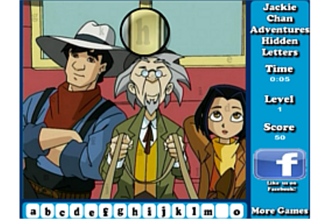 Jackie Chan Adventures HL Game - Play online at Y8.com