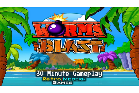 Worms Blast - PC / PS2 / GC / OS X - 10 Minute Gameplay ...