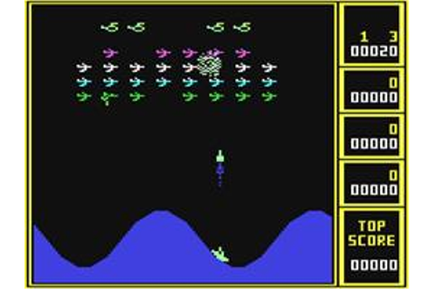 Wavy Navy - Commodore 64 - Games Database