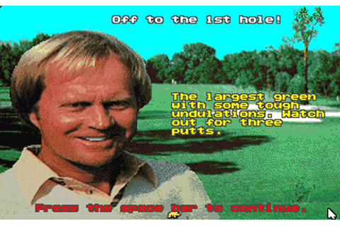 Jack Nicklaus Golf & Course Design: Signature Edition ...
