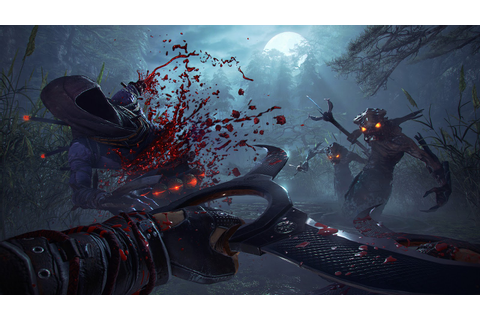 New Games: GEARS OF WAR 4, SHADOW WARRIOR 2, WWE 2K17 ...