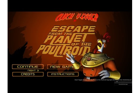 Steam Community :: Cluck Yegger in Escape From The Planet ...