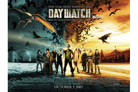 Day Watch (#2 of 2): Extra Large Movie Poster Image - IMP ...