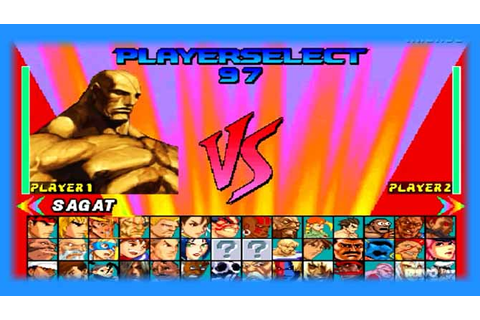 STREET FIGHTER EX PLUS ALPHA - Mugen | GO GO Free Games