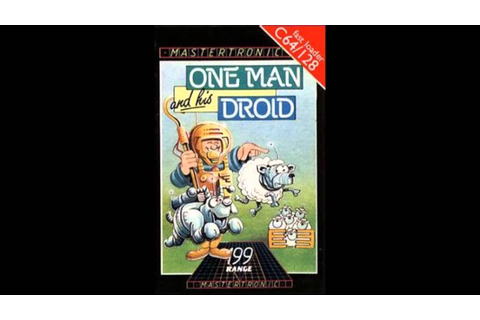 One Man And His Droid by Rob Hubbard - Commodore 64 Music ...