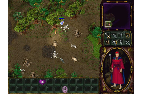 Rage of Mages II: Necromancer (1999) by ? Windows game