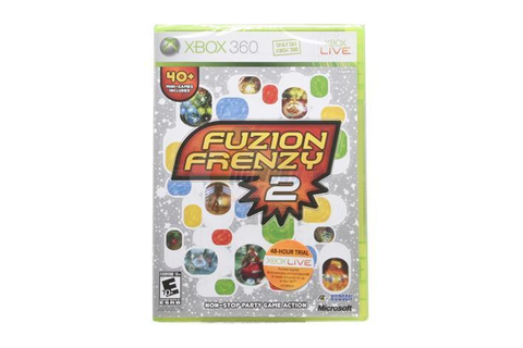 Fuzion Frenzy 2 Xbox 360 Game - Newegg.com