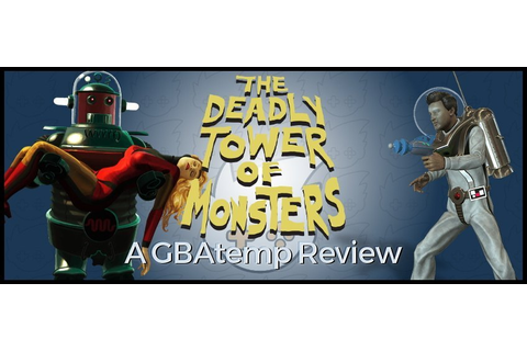 Review: The Deadly Tower of Monsters (PlayStation 4 ...
