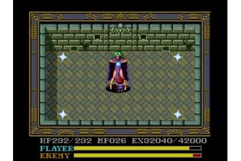 Ys IV Mask of the Sun (SNES) - Boss 08 Bami (No Damage ...