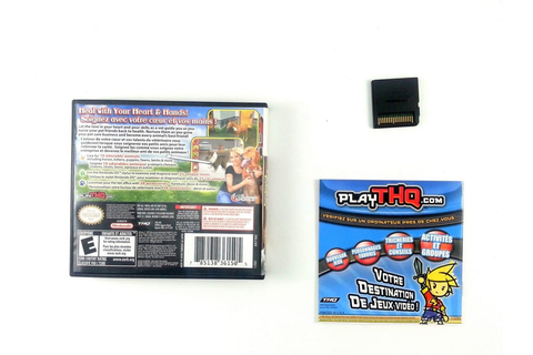 Paws and Claws Pet Vet 2 game for Nintendo DS (Complete ...