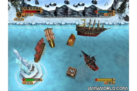 Pirates: The Key of Dreams on WiiWare
