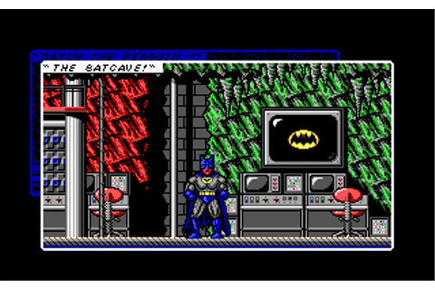 Download Batman - The Caped Crusader | Abandonia