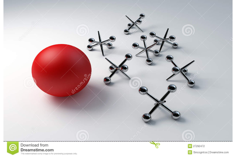 Jacks Game Stock Photography - Image: 27292472