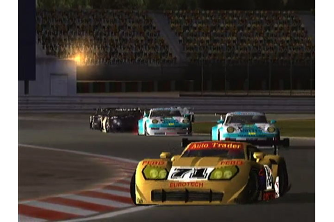 Le Mans 24 Hours Screenshots for Dreamcast - MobyGames